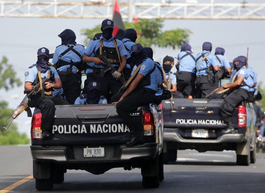 Atacan barrios y a la universidad de Managua mientras Ortega pide paz en Nicaragua
