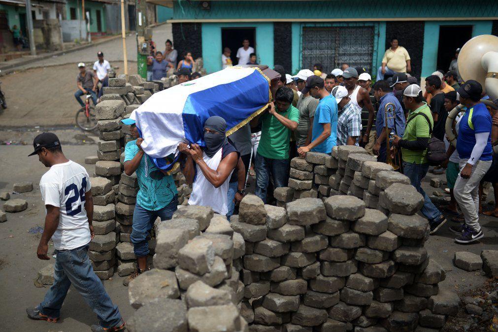 Violenta operación gubernamental en Masaya deja 2 muertos en Nicaragua