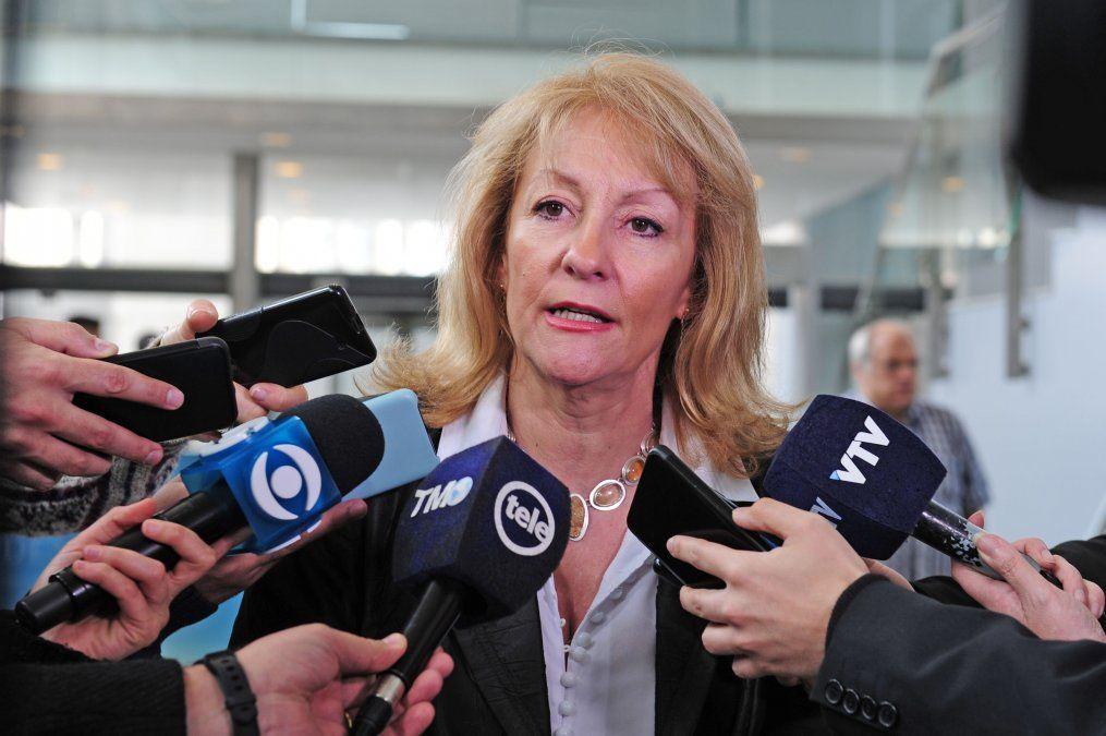 Vázquez y Mujica elogian la capacidad de gestión de Carolina Cosse. Puede ser candidata.