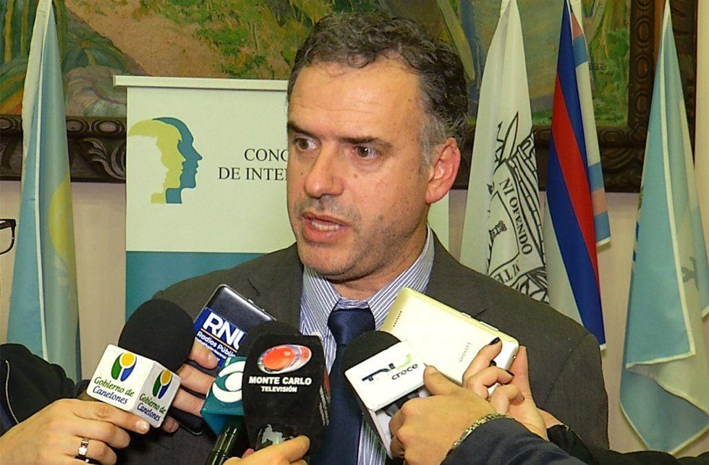 El intendente Yamandú Orsi descartó ser candidato y se pronunció por Carolina Cosse