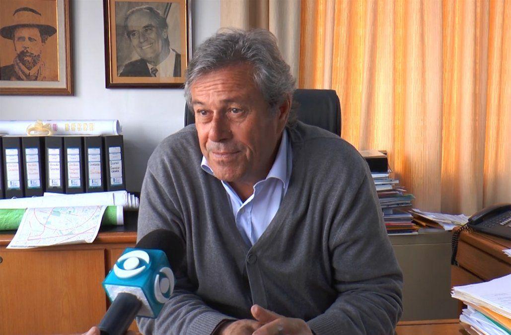 Enrique Antía se perfila como precandidato de la agrupación de intendentes blancos