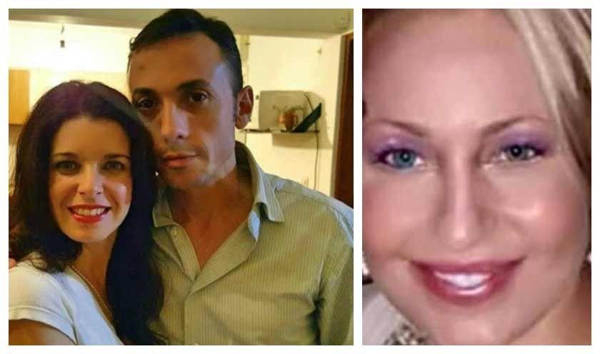 Edwar Vaz estaba en pareja con otra mujer. Lulú también había rehecho su vida.