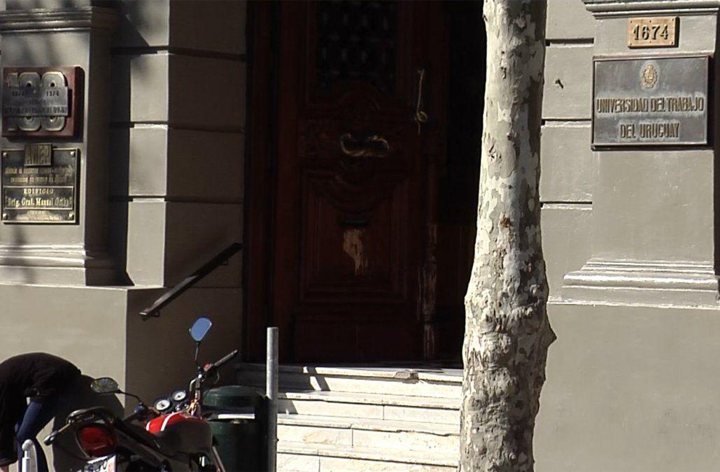 Paro en escuelas de UTU en Montevideo este viernes tras agresión a docente