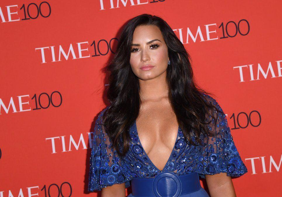 Demi Lovato hospitalizada por una sobredosis de heroína