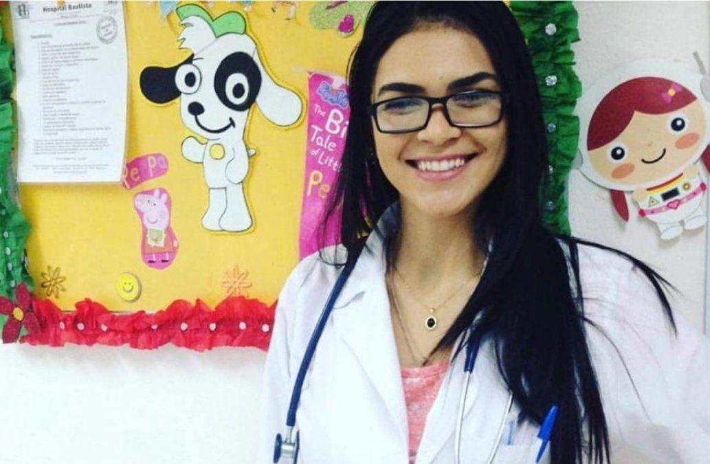 Capturan a sospechoso de homicidio de estudiante brasileña en Nicaragua