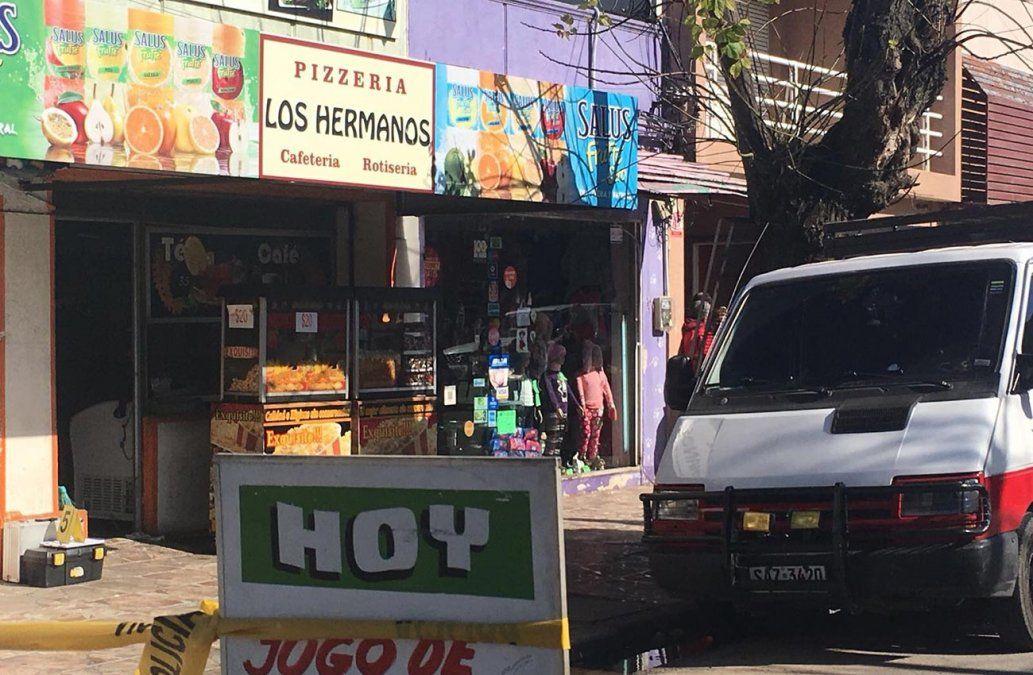 Crimen del dueño de la pizzería: investigación apunta a un ex empleado