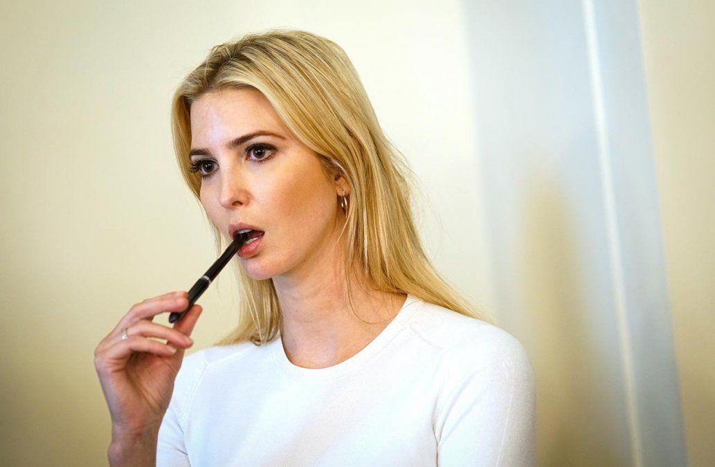 Ivanka trump anunció el cierre de su marca de moda ante ola de críticas