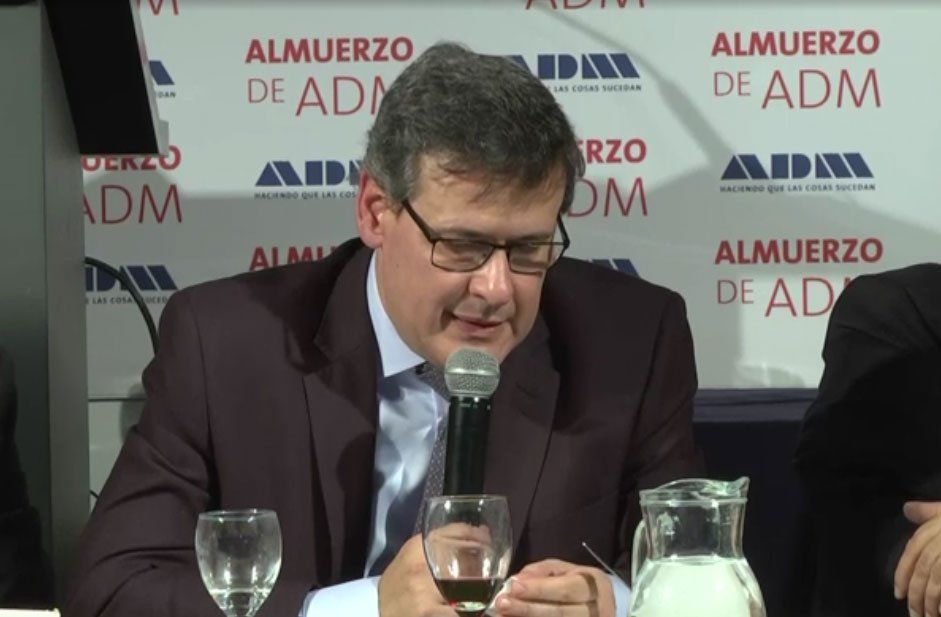 Fiscal General Jorge Díaz pidió a la sociedad vivir sin odio ni rencor