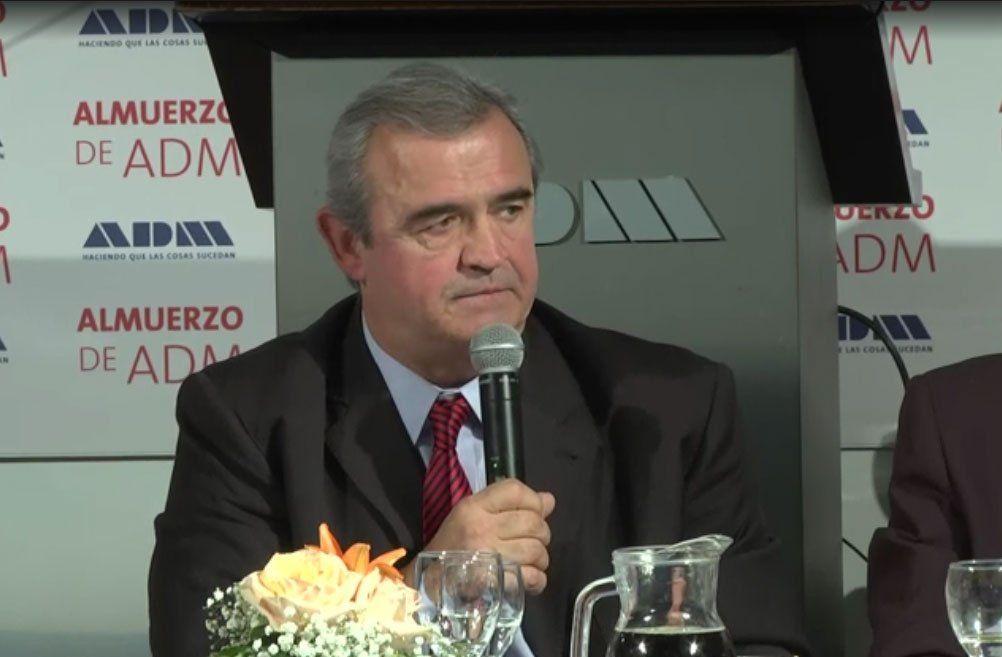 Larrañaga cuestionó a Bonomi por excusarse en el CPP y reclamó las cifras de delitos