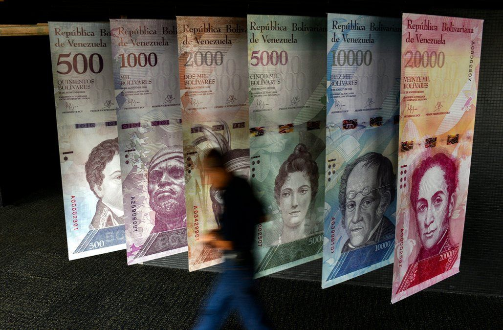 Nicolás Maduro anunció que eliminará cinco ceros a la moneda venezolana