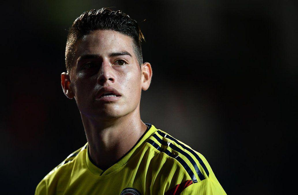 James Rodríguez debe pagar 11,65 millones de euros por fraude al fisco español