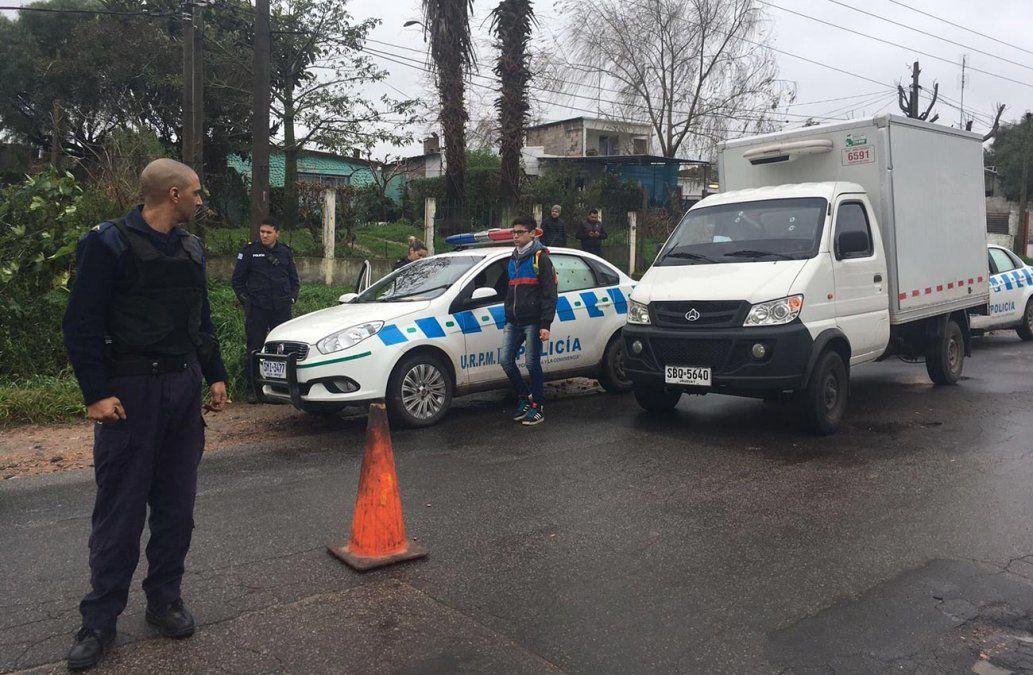 Atacaron a balazos a repartidores de chacinados en Casabó
