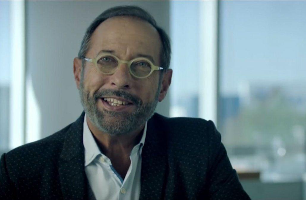 Guillermo Francella vuelve a la comedia con Mi obra maestra