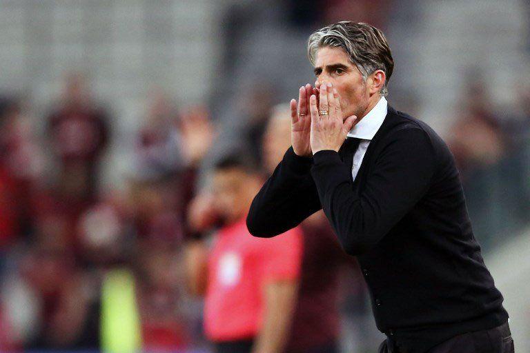 La expectativa del hincha es que López vuelque lo que aprendió en el Calcio.