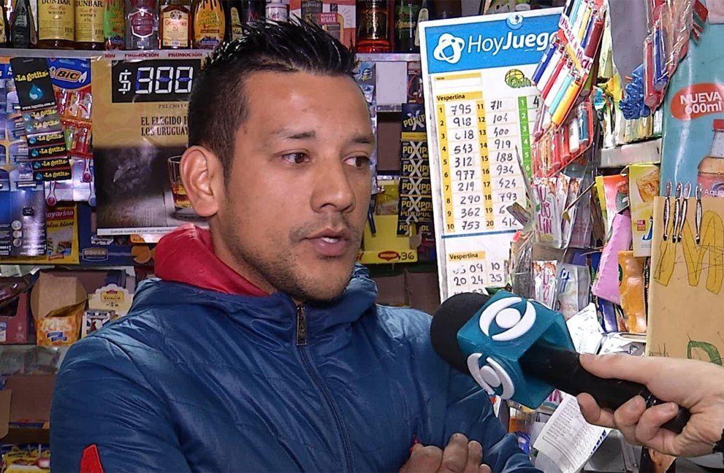 Almacenero denunció que lo robaron seis veces en último mes y medio