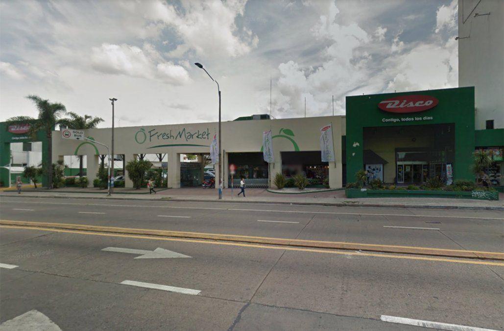 Supermercados Disco lamentó la muerte de un trabajador en el local de 8 de Octubre y Garibaldi