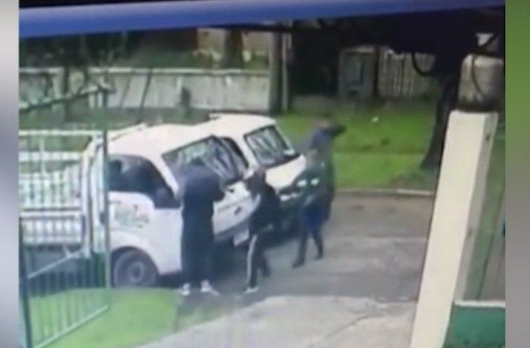 Asalto a repartidor de supergás; motochorros le robaron recaudación y ropa