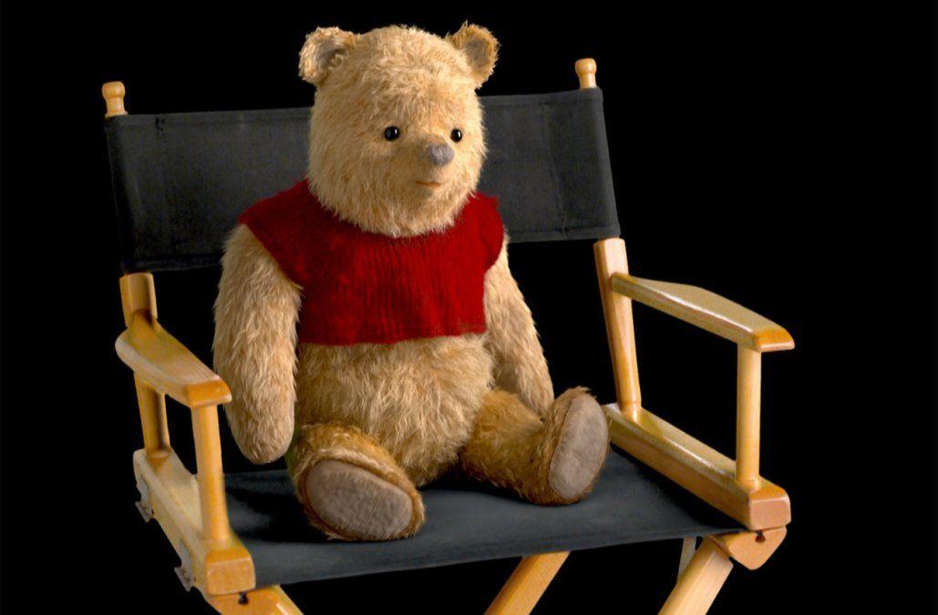 Christopher Robin: un reencuentro inolvidable, el retorno de Winnie the Pooh