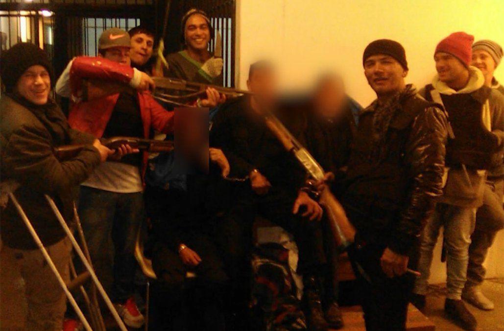 Motín del Comcar: Cinco reclusos trasladados al Penal de Libertad