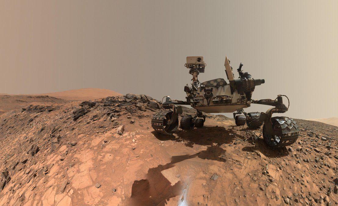 Hace 15 años que la Tierra y Marte no están tan cerca como hoy