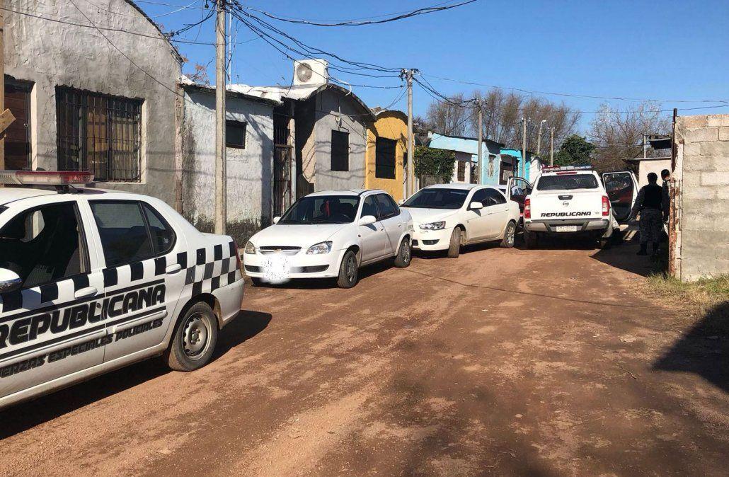 Dos hombres fueron asesinados en Casavalle durante una intensa balacera