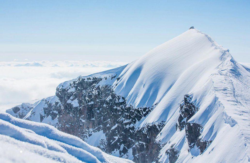 El calor en el Ártico derrite la cima más alta de Suecia