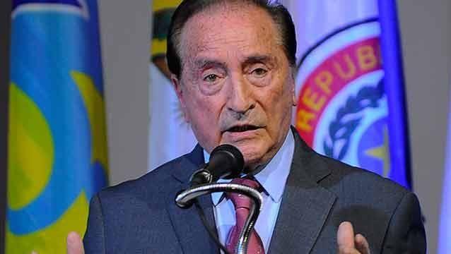 Eugenio Figueredo se acogió a la figura del arrepentido a cambio de menos privación de libertad.