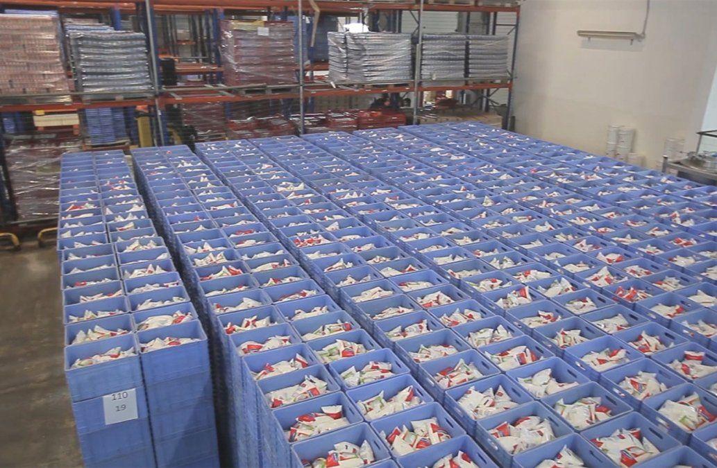 Trabajadores del sector lácteo suspenden horas extras y pueden afectar el abastecimiento