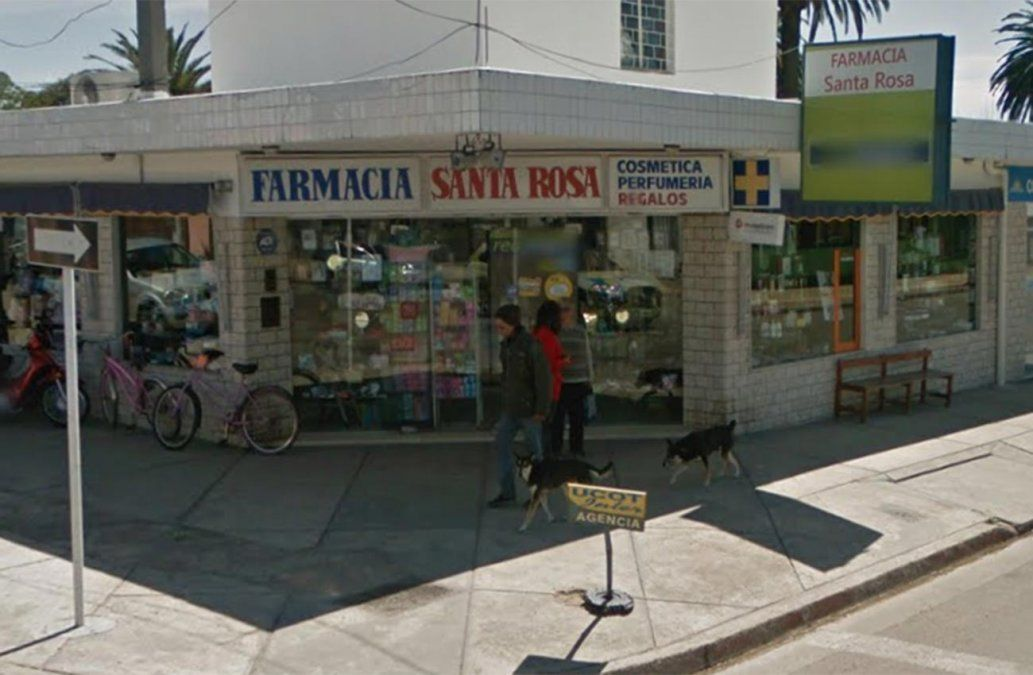 Atrapan a delincuentes que robaron un Red Pagos en Santa Rosa