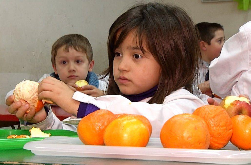 4 de cada 10 escolares de 5º y 6º año tienen sobrepeso y obesidad