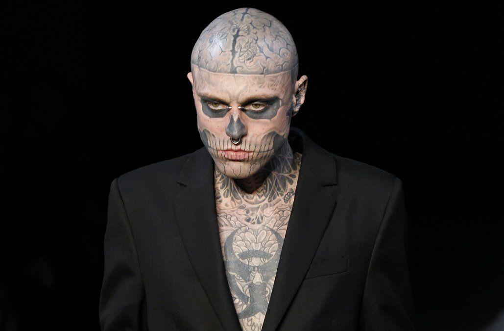 Encuentran sin vida al 'Zombie Boy'
