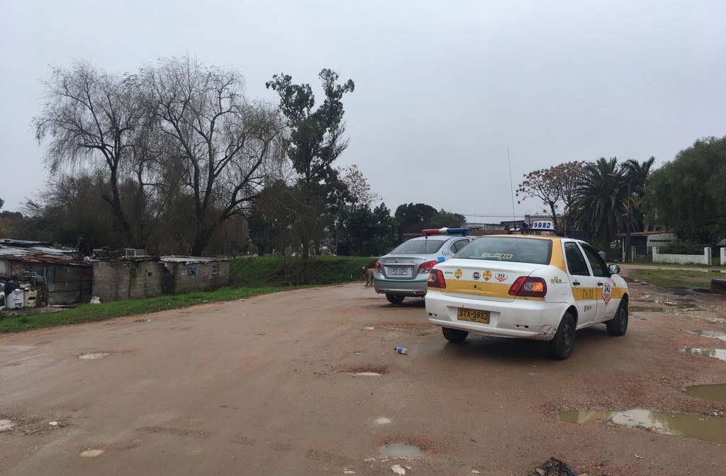 Dos taxistas fueron rapiñados en cuatro horas en Malvín Norte
