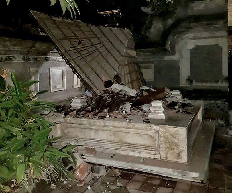 Al menos 82 muertos tras terremoto en Indonesia