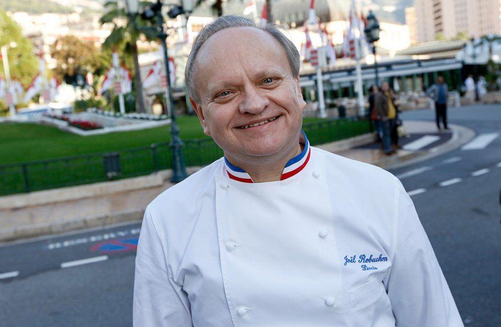 Fallece a los 73 años Joël Robuchon, el chef con más estrellas Michelin