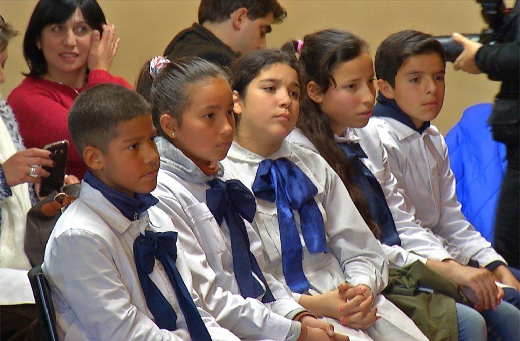 Escolares de Casavalle conocerán China invitados por el gobierno de ese país