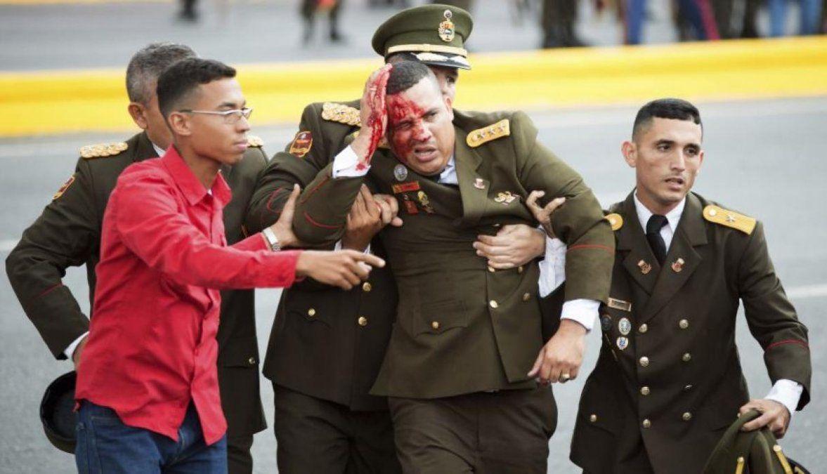 Maduro presenta video con confesión de autor material del atentado contra su vida