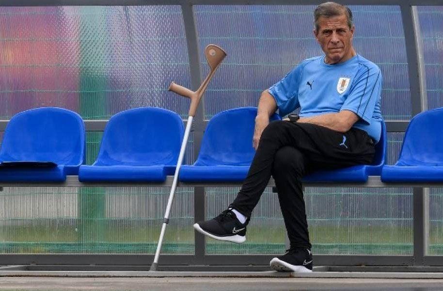 Tabárez ha dicho que no quiere ser manager. Él se siente técnico y quiere seguir trabajando en cancha.