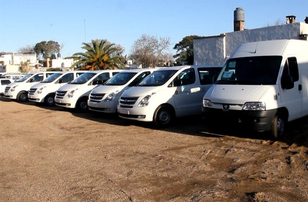 Intendencia de Montevideo remata vehículos en uso por renovación de flota