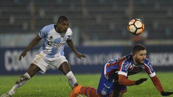 Un empate dejó a Cerro fuera de octavos de la Copa Sudamericana