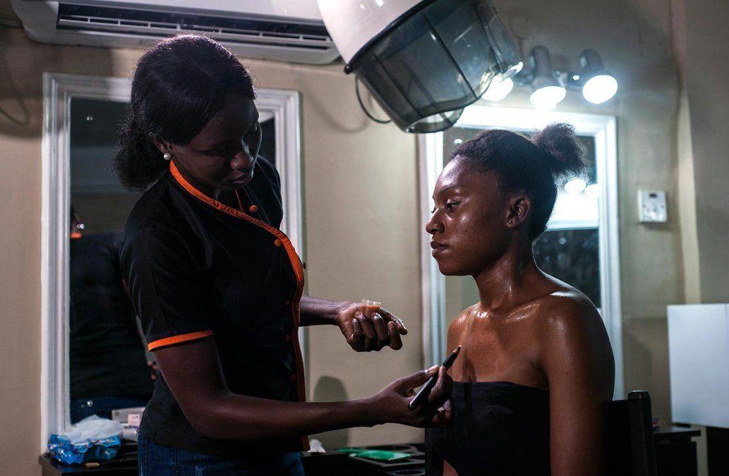 Blanquearse la piel en África: una adicción con riesgos