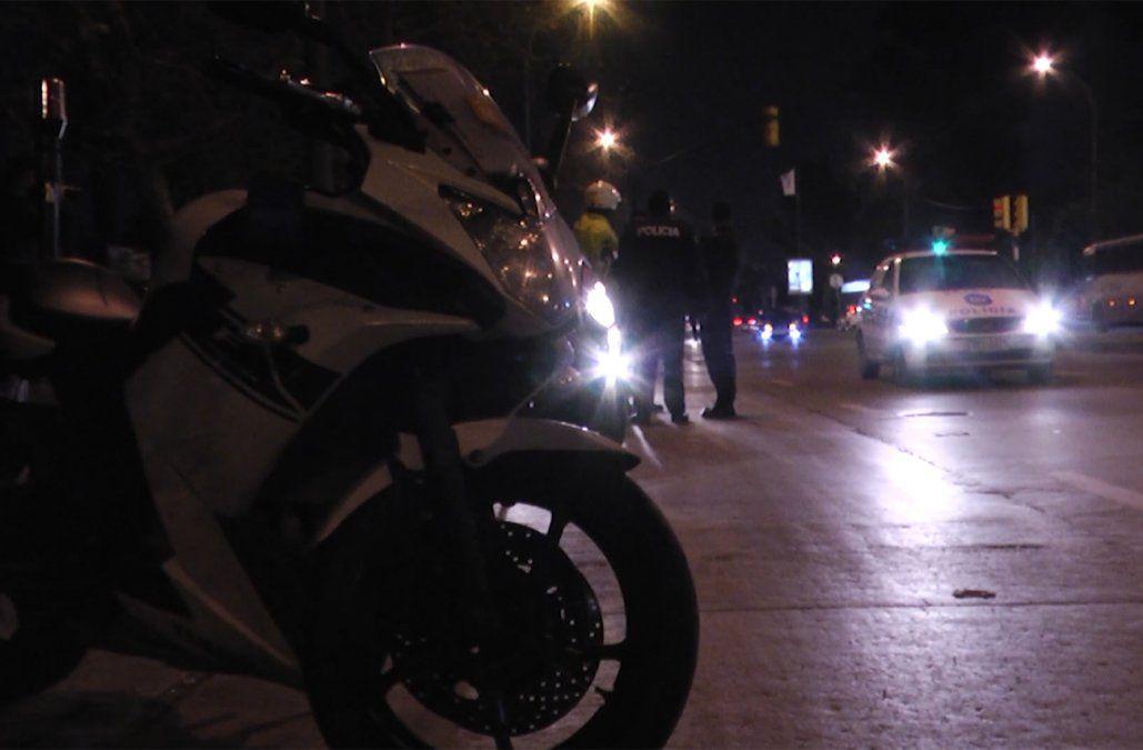 168 multas, 21 espirometrias positivas y 11 vehículos incautados en diez días