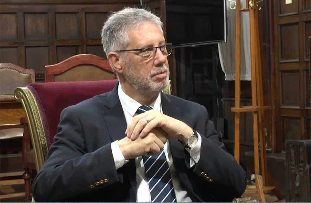 Jorge Vázquez pidió a la Fiscalía que se lo investigue por la acusación por coimas