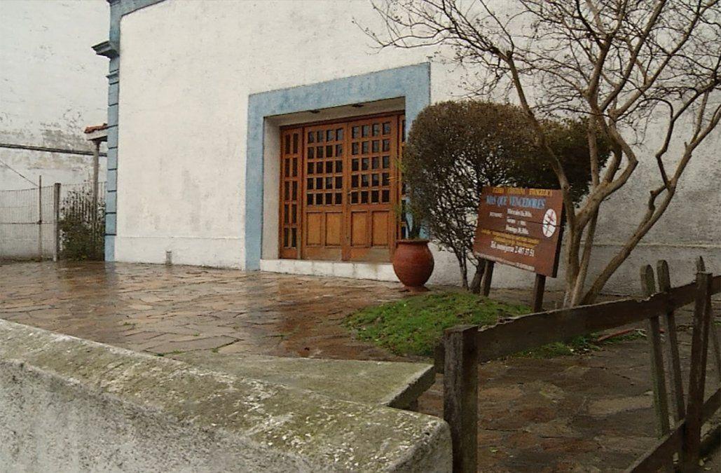 Desvalijaron una iglesia evangélica de Parque Batlle; fue el cuarto robo en un mes
