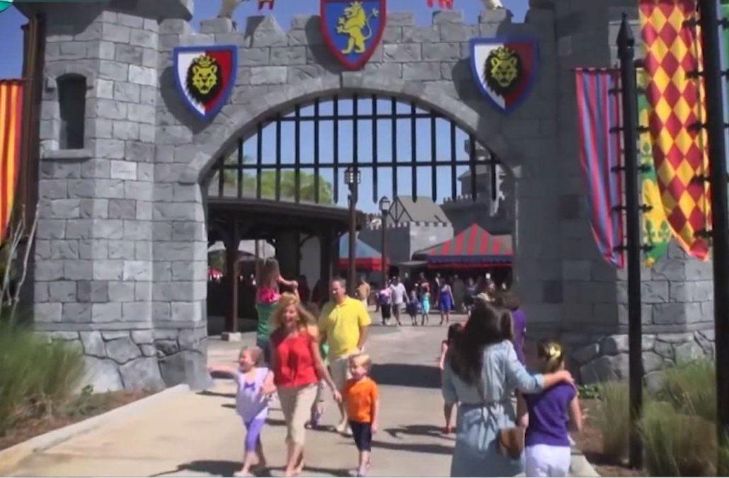 Buscan inversores para construir en Uruguay un parque de diversiones estilo Disney