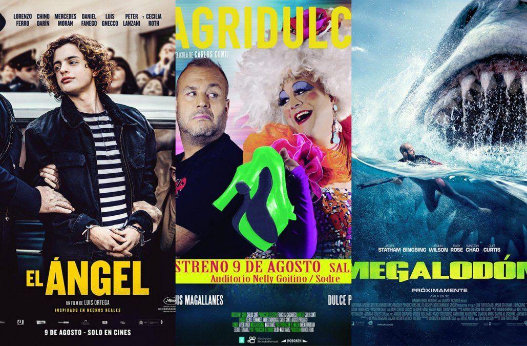 Estos son los estrenos de cine del fin de semana