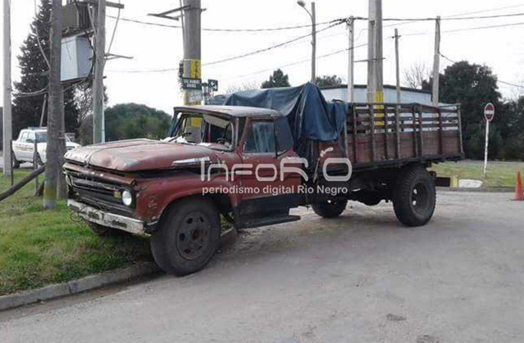 Un hombre murió tras el choque entre dos camiones en Dolores