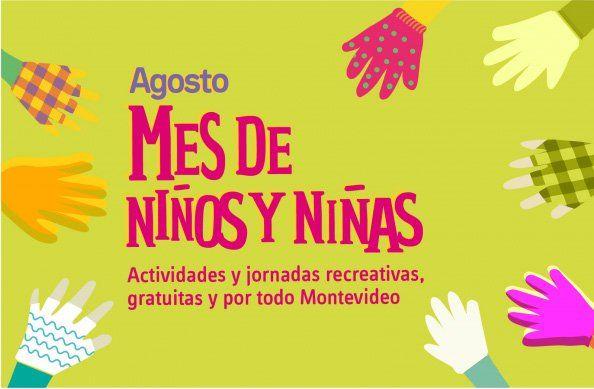 Este fin de semana se realizan varias actividades para celebrar el Día niño