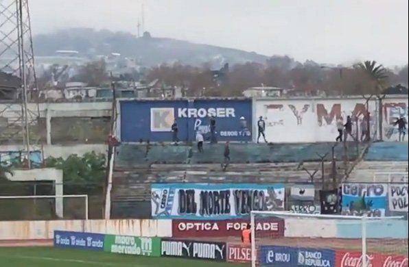 Foto: Captura de video publicado por Ana Inés Martínez en Twitter