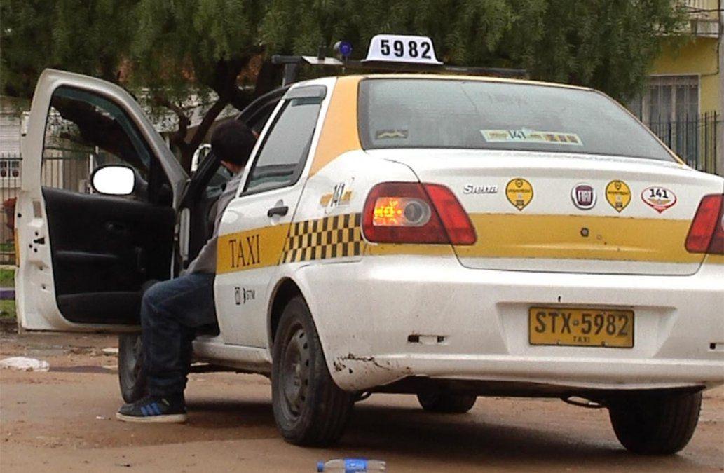 Taxista simuló robo y se gastó el dinero en el casino