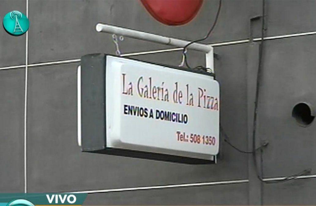 Cuatro delincuentes armados robaron una pizzería de La Unión